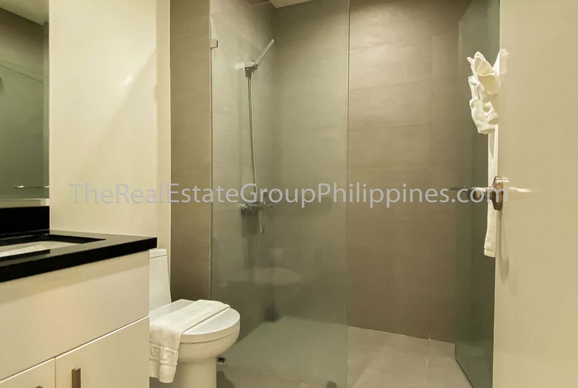 1BR Condo For Rent, Arya Residences, Tower 1, BGC - ₱75K Per Month-3