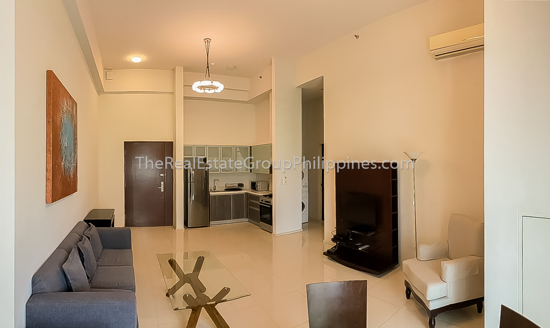 1BR Condo For Rent, Arya Residences, Tower 1, BGC - ₱75K Per Month-6