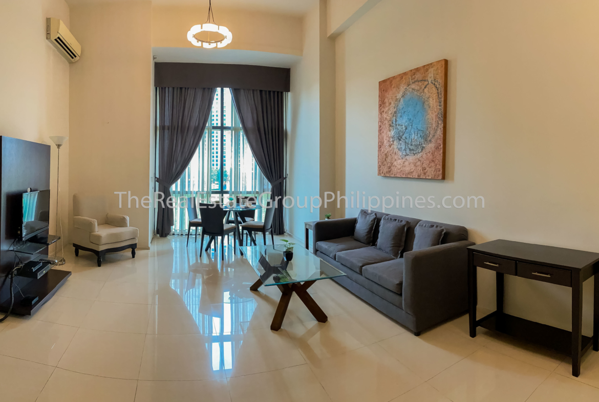 1BR Condo For Rent, Arya Residences, Tower 1, BGC - ₱75K Per Month-8