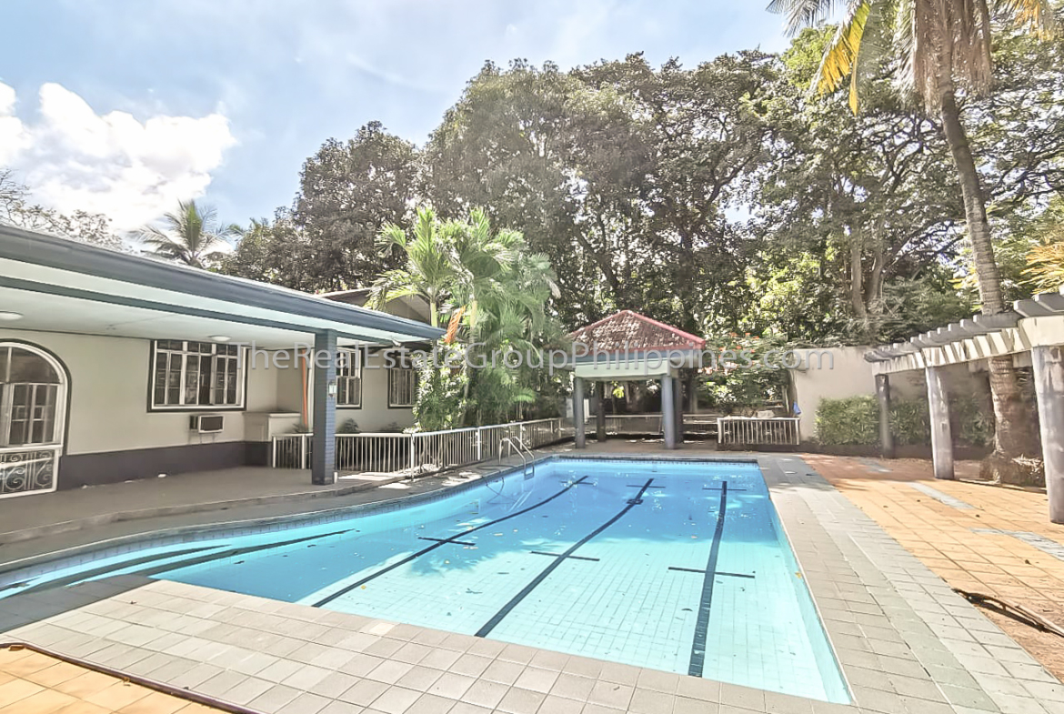 5BR House For Sale, Forbes Park Village, Makati-1