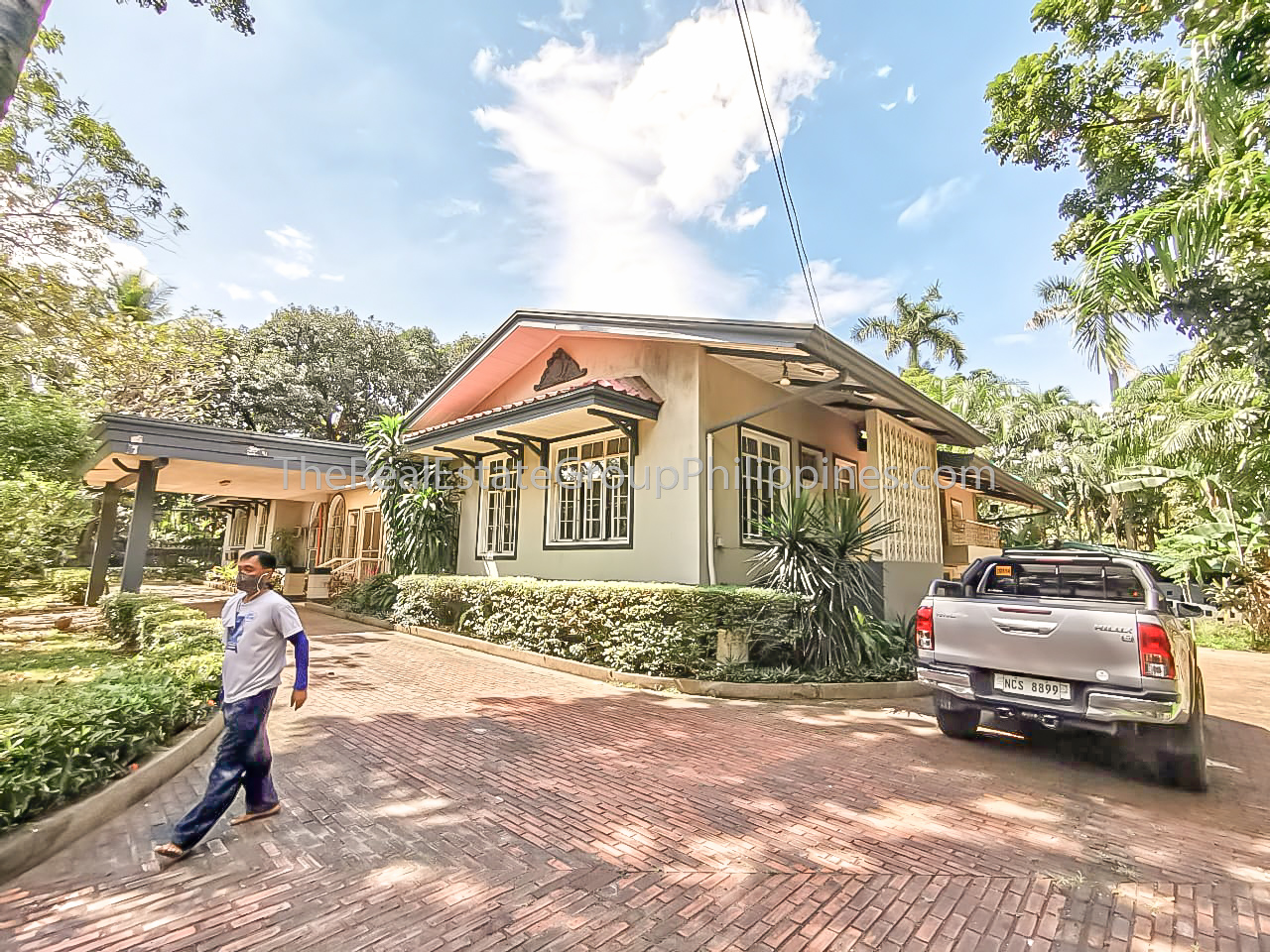 5BR House For Sale, Forbes Park Village, Makati-19
