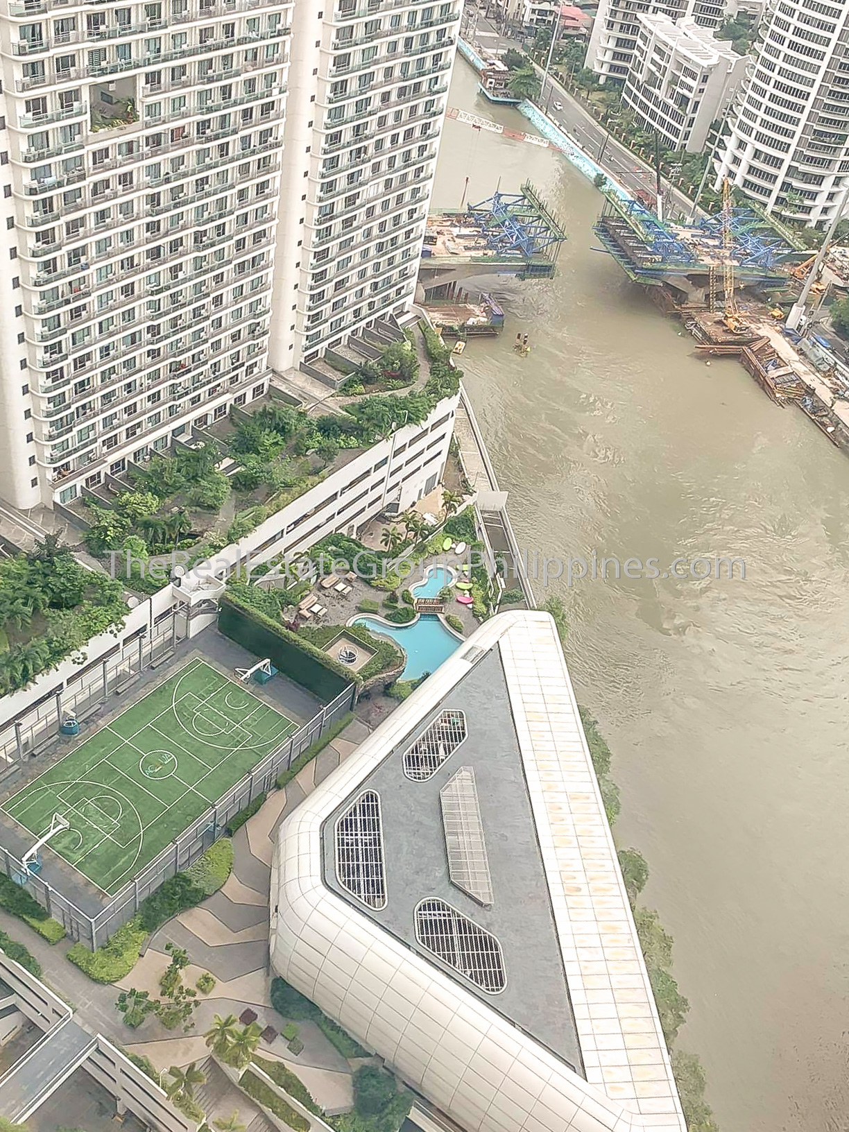 Studio Condo For Sale Novotel Acqua Residences Mandaluyong-8
