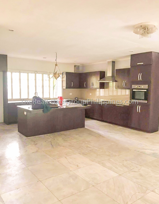 7BR House For Rent, Ayala Alabang Village, Muntinlupa City-4