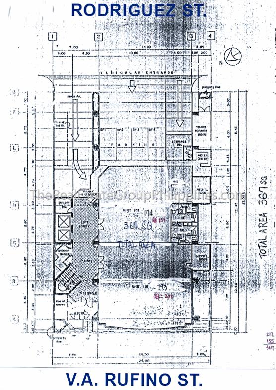 120 Sqm Commercial Space For Rent, Sage House, Legazpi Village, Makati
