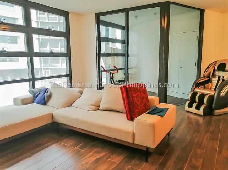 2BR Condo For Rent Garden Towers 6E-5
