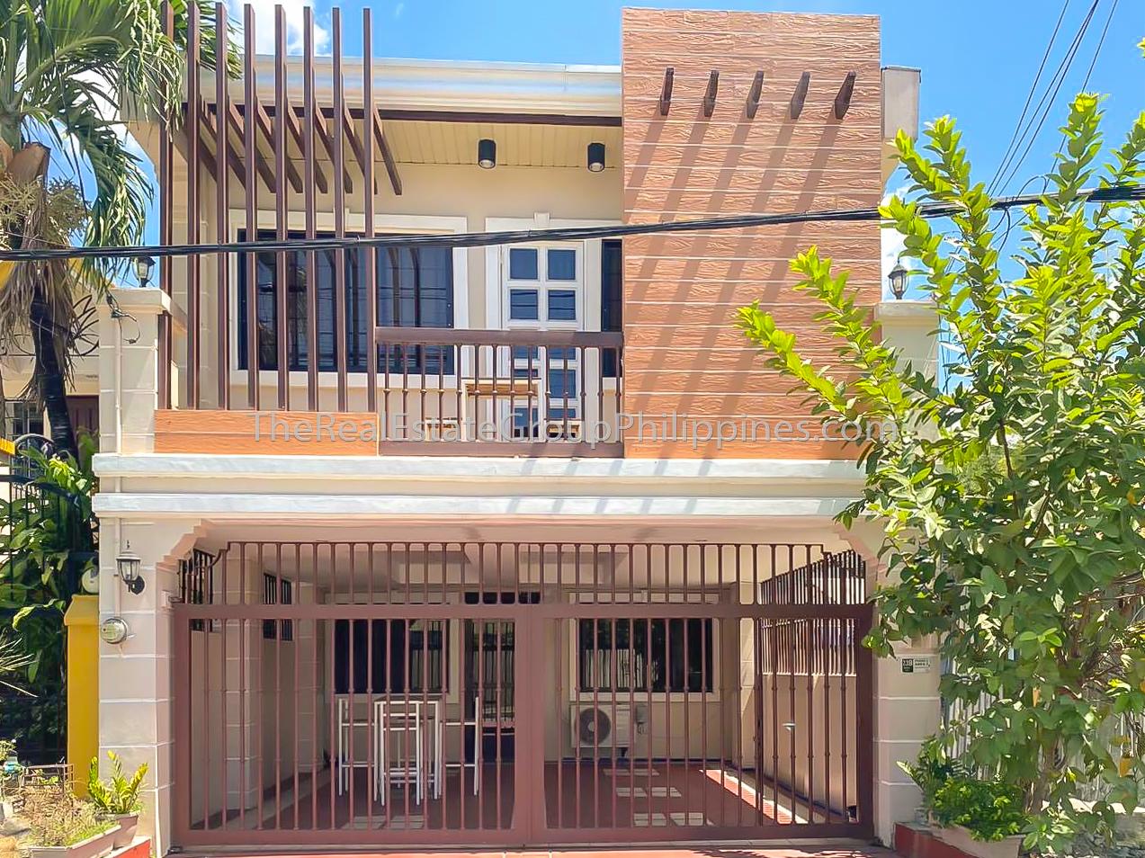 4BR House For Rent, Greenwoods Executive Village, Pasig-110K-1