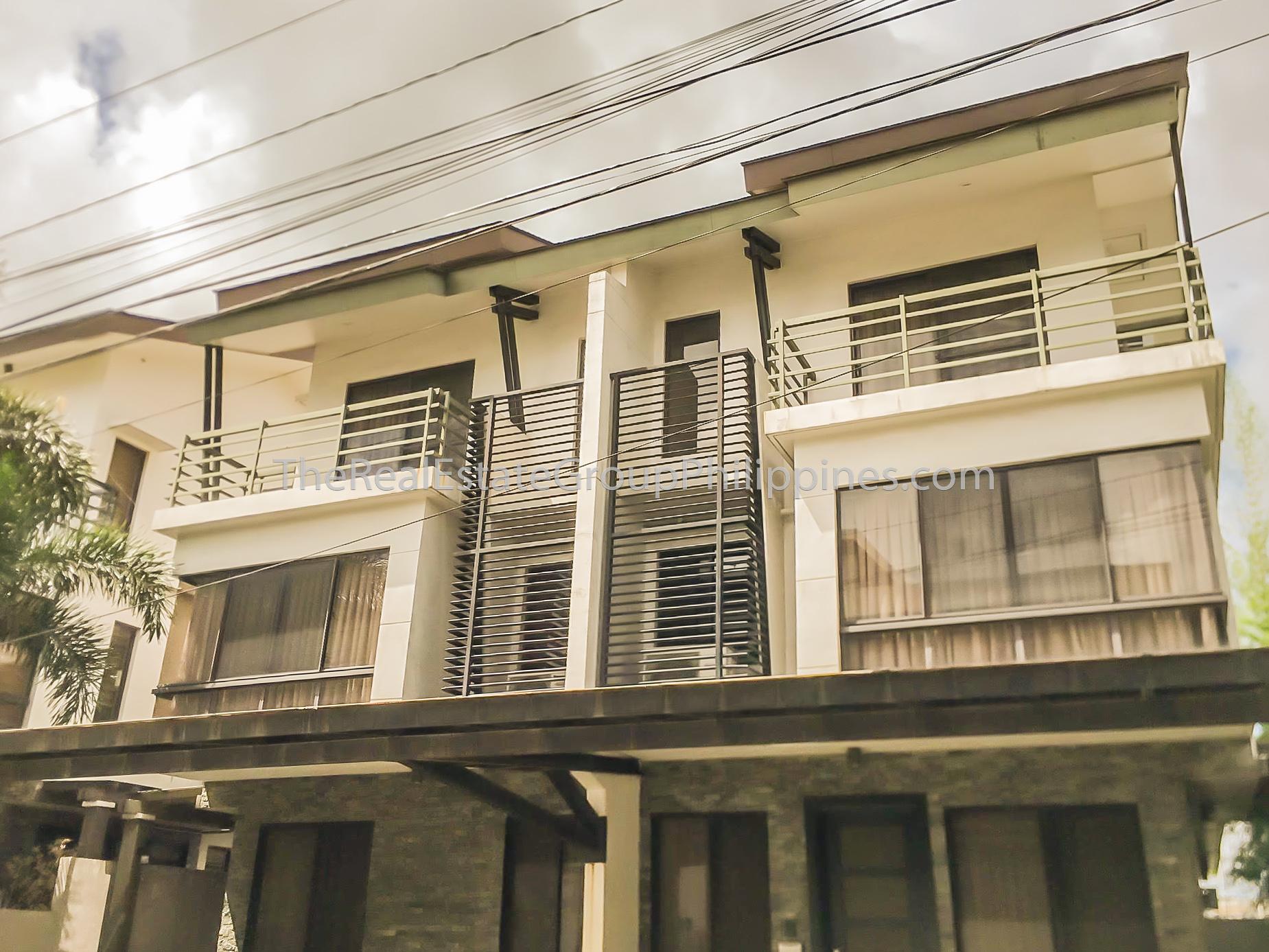 4BR Townhouse For Sale, Mahogany Place 3, Brgy. Bambang, Taguig City-6
