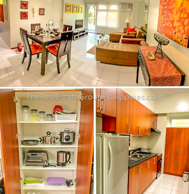 1BR Condo For Rent, Belize Two Serendra, BGC-6