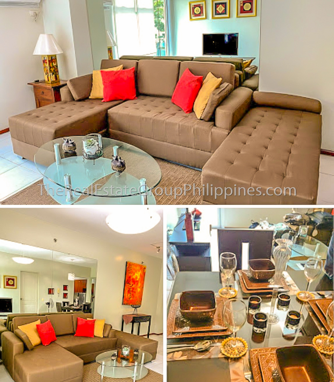 1BR Condo For Rent, Belize Two Serendra, BGC-8