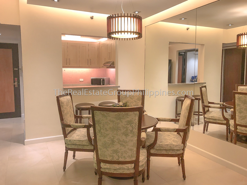 1BR Condo For Rent Lease, Joya North Tower, Rockwell Center, Makati-1