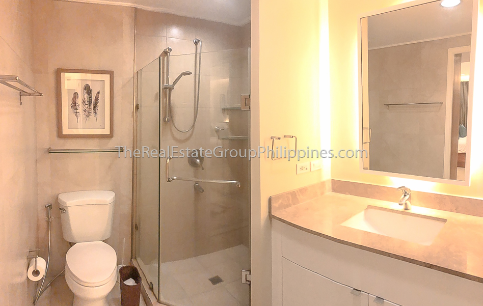 1BR Condo For Rent Lease, Joya North Tower, Rockwell Center, Makati-3
