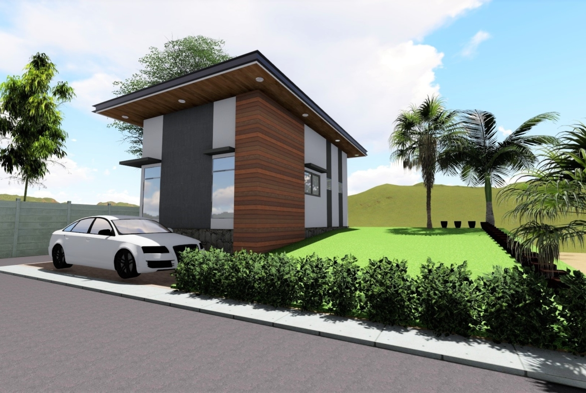 2BR House For Sale, Land of Bountiful, Brgy. Esperanza Ibaba, Alfonso, Cavite-5