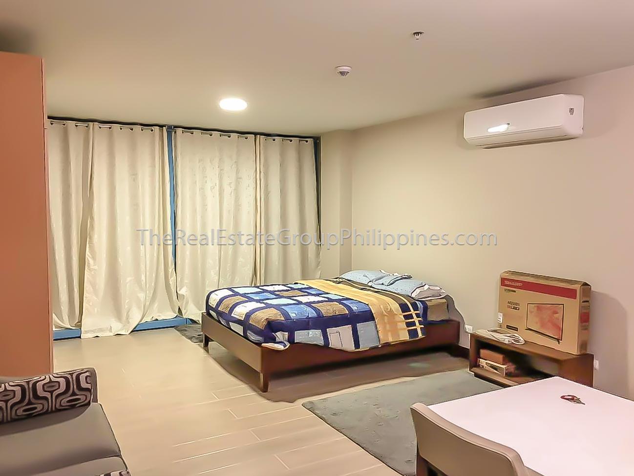Studio Condo For Rent Lease Sale Three Central Salcedo Village Makati-2