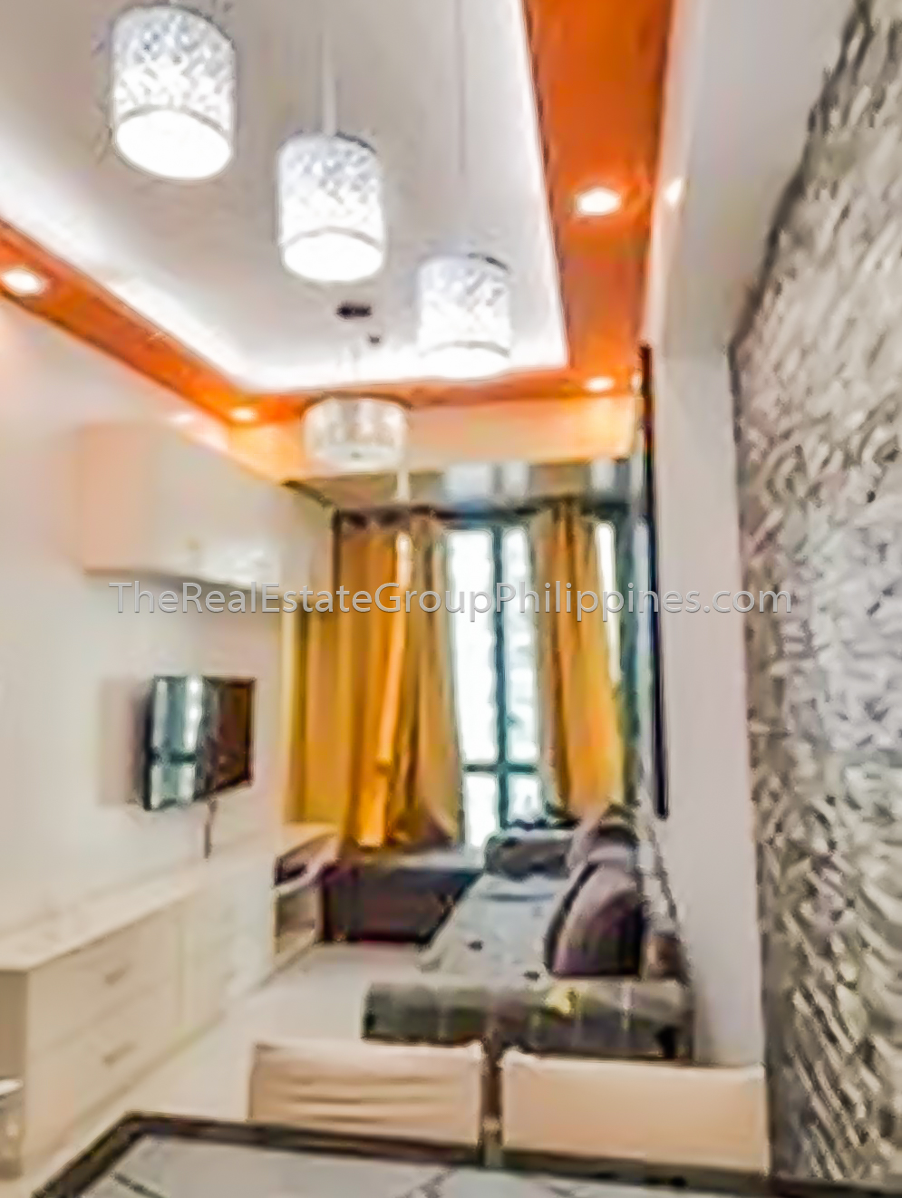 1BR Condo For Rent, 8 Forbestown Road, BGC 40K-3
