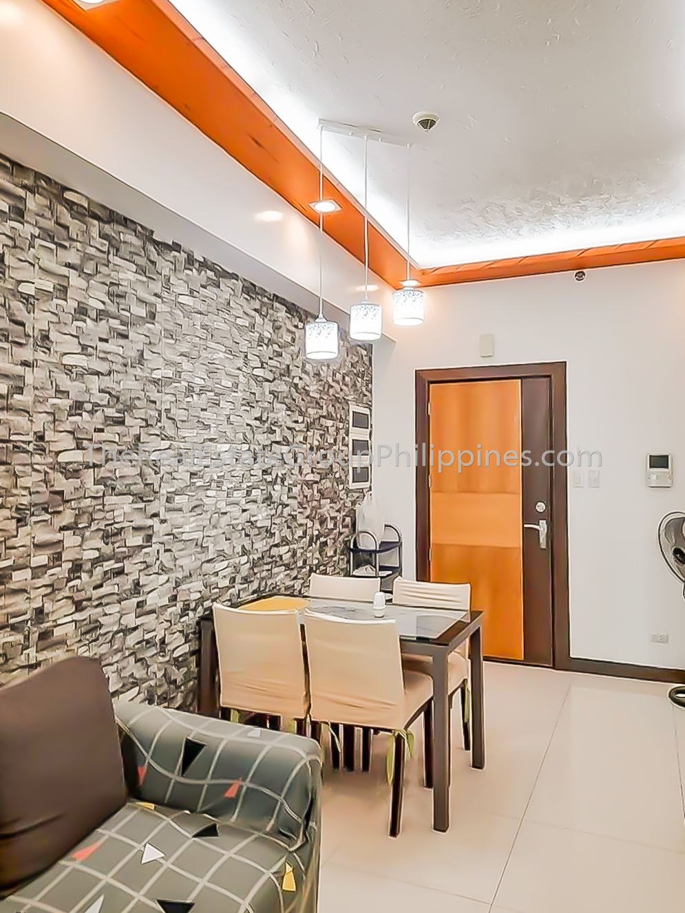 1BR Condo For Rent, 8 Forbestown Road, BGC 40K-4