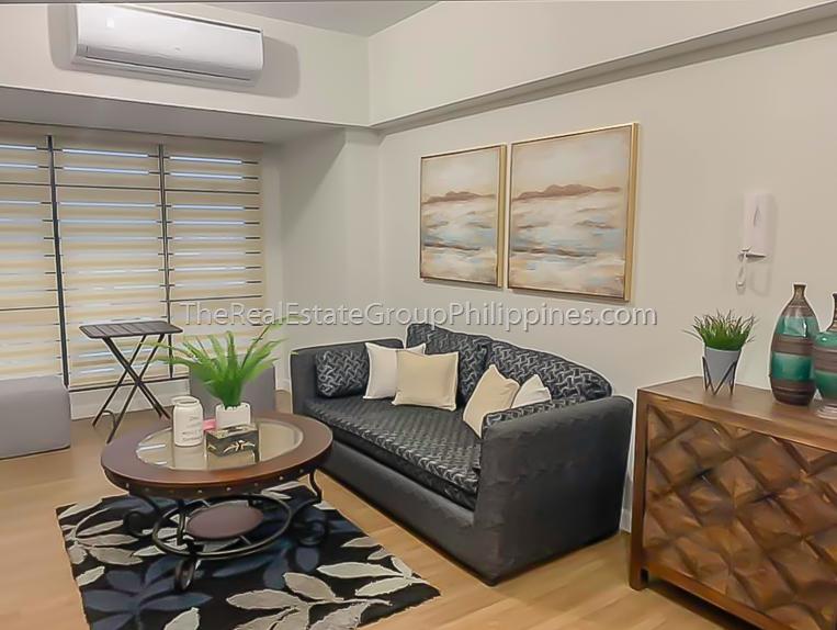 1BR Condo For Rent, The Sandstone at Portico, Brgy. Oranbo, Pasig City-2