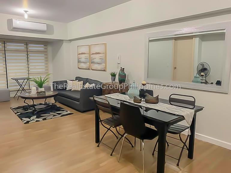 1BR Condo For Rent, The Sandstone at Portico, Brgy. Oranbo, Pasig City-3