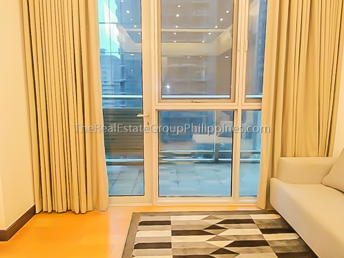 1BR Condo For Rent, West Tower One Serendra, BGC-11G-7
