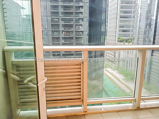 1BR Condo For Rent, West Tower One Serendra, BGC-11G-8