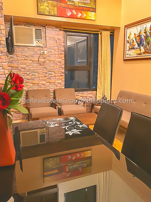 2BR Condo For Rent Lease, The Fort Residences, BGC-5