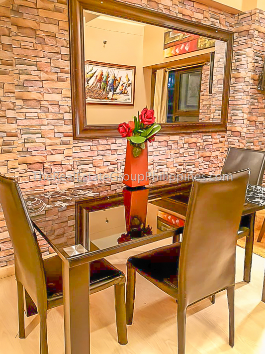 2BR Condo For Rent Lease, The Fort Residences, BGC-7