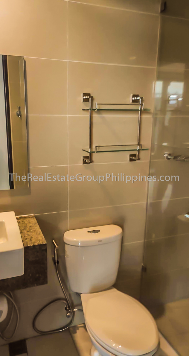 2BR Condo For Rent, One Uptown Residences, BGC-4