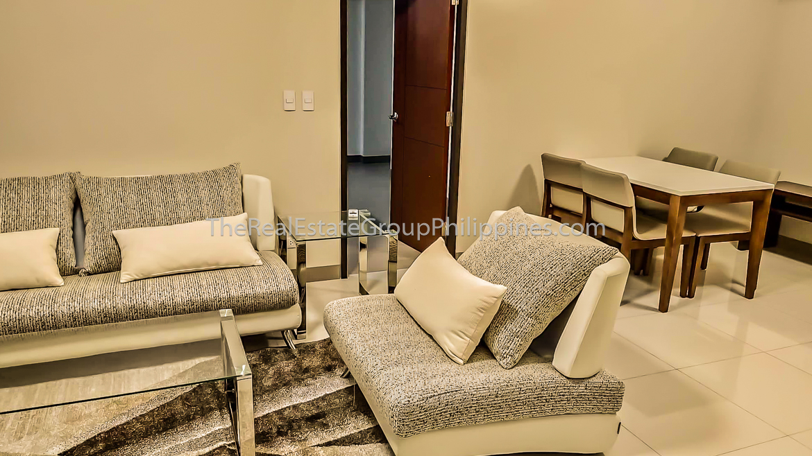 2BR Condo For Rent, One Uptown Residences, BGC-7