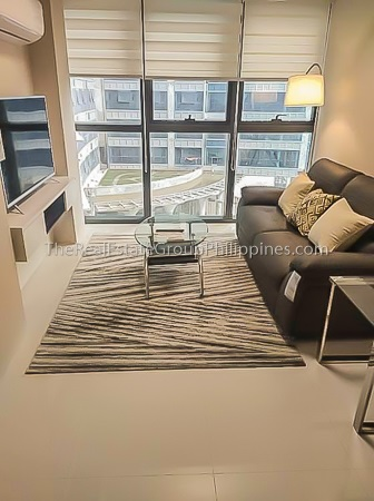 2BR Condo For Rent, Uptown Ritz Residence, BGC-1