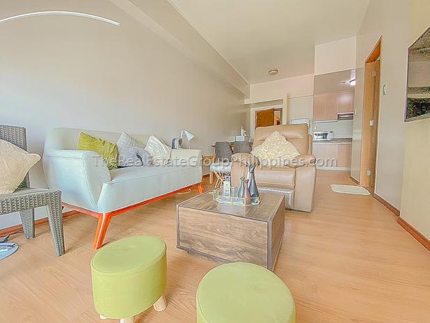 1BR Condo For Rent, St. Francis Shangri-La Place, Mandaluyong-57sqm-4