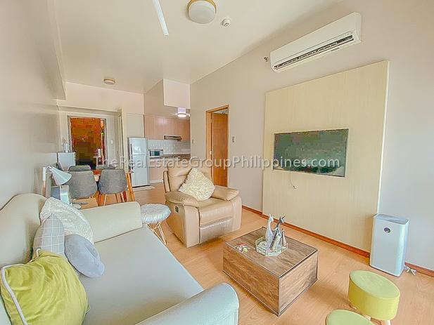 1BR Condo For Rent, St. Francis Shangri-La Place, Mandaluyong-57sqm-6