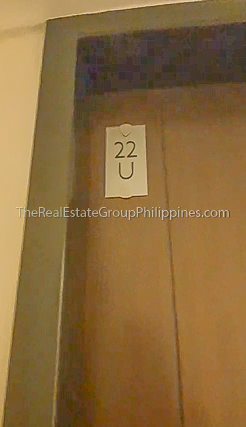 3BR Condo For Rent, Uptown Parksuites Tower 1, BGC-22U-4