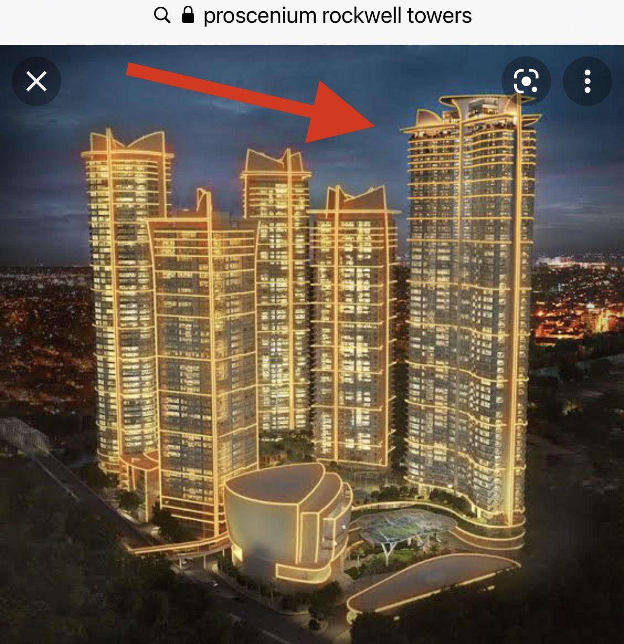 Two Bedroom Condo For Sale Proscenium Residences Rockwell Makati2