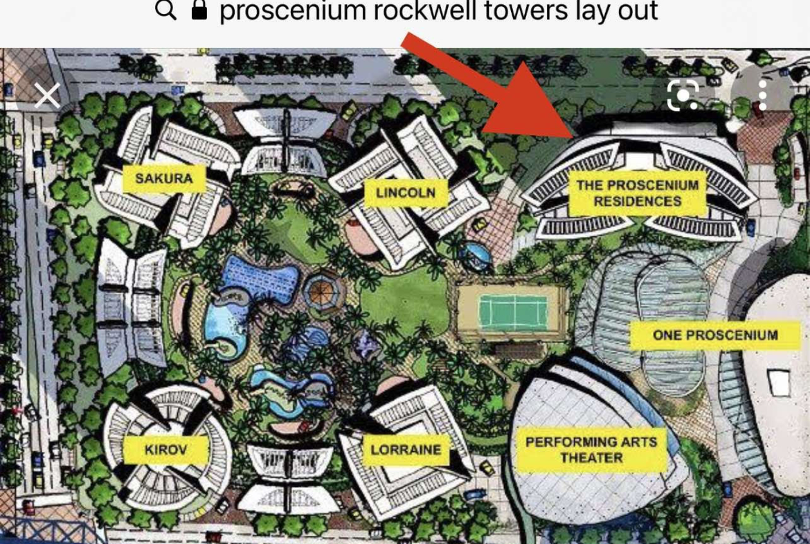 Two Bedroom Condo For Sale Proscenium Residences Rockwell Makati3