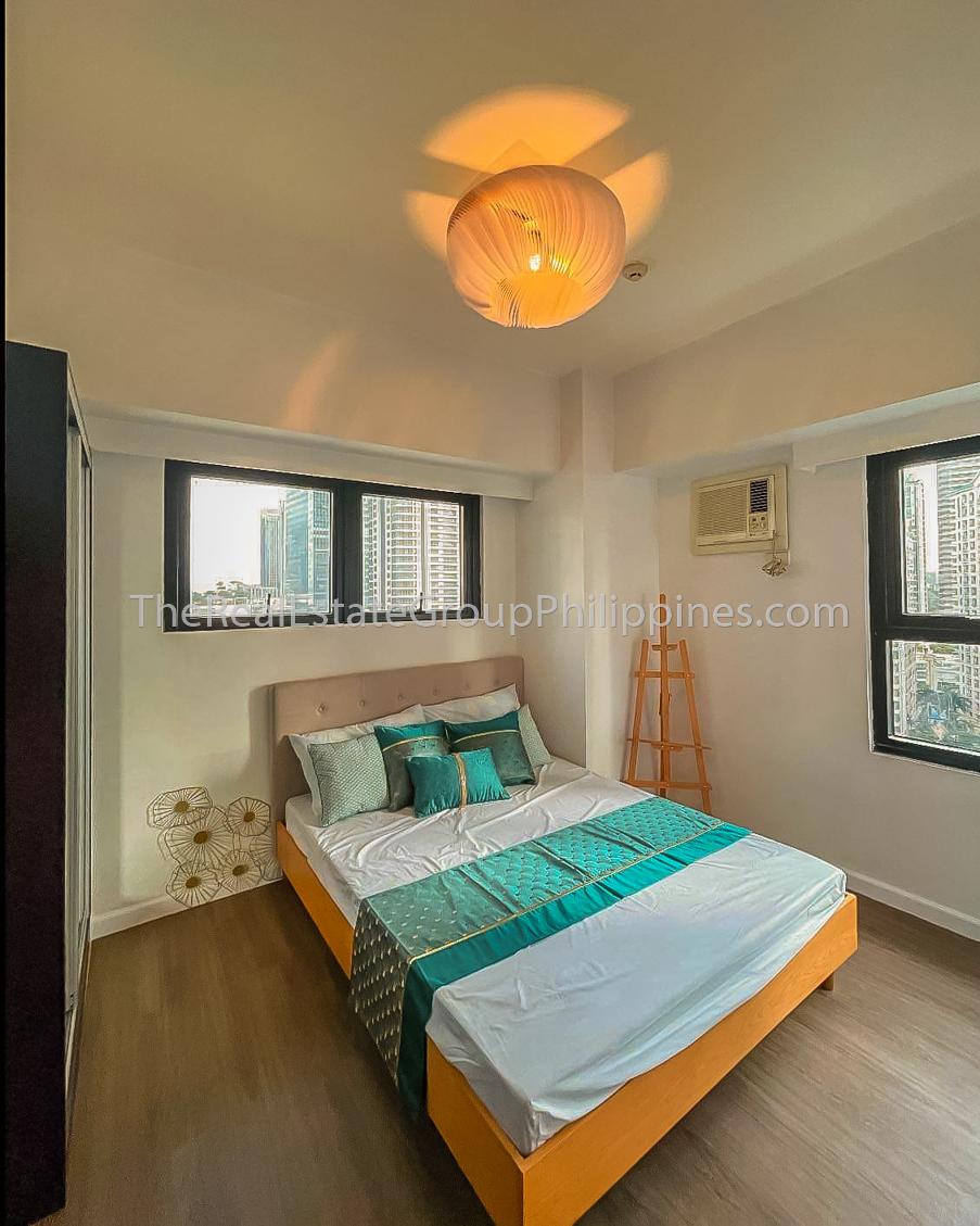 3 Bedroom Condominium For Sale BGC, Three Bedroom Condo For Sale Fort Residences, 3 BR Condo For Sale BGC Taguig, 3BR Condo For Sale Burgos Circle BGC3