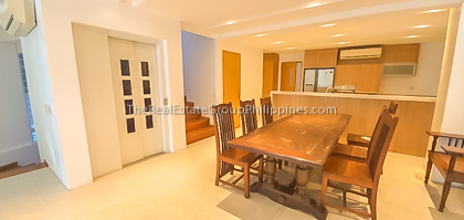 4BR House For Rent, Acadia St. McKinley Hill Village, Taguig-13