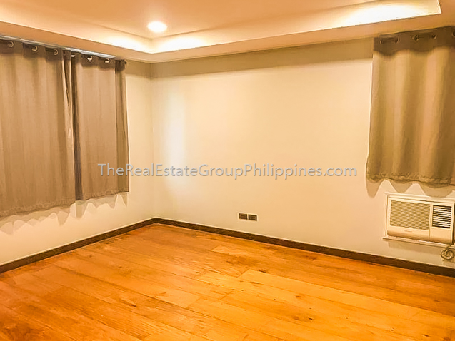 Four Bedroom House For Lease McKinley Hill Taguig10