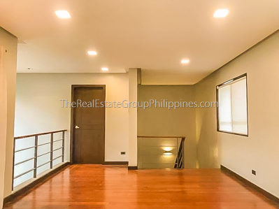 Four Bedroom House For Lease McKinley Hill Taguig4
